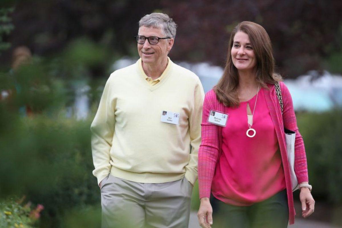 Se les reconoció por su labor filantrópica. Foto:Getty Images. Imagen Por: