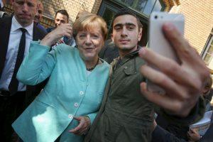 Como por la crisis de refugiados Foto:Getty Images. Imagen Por: