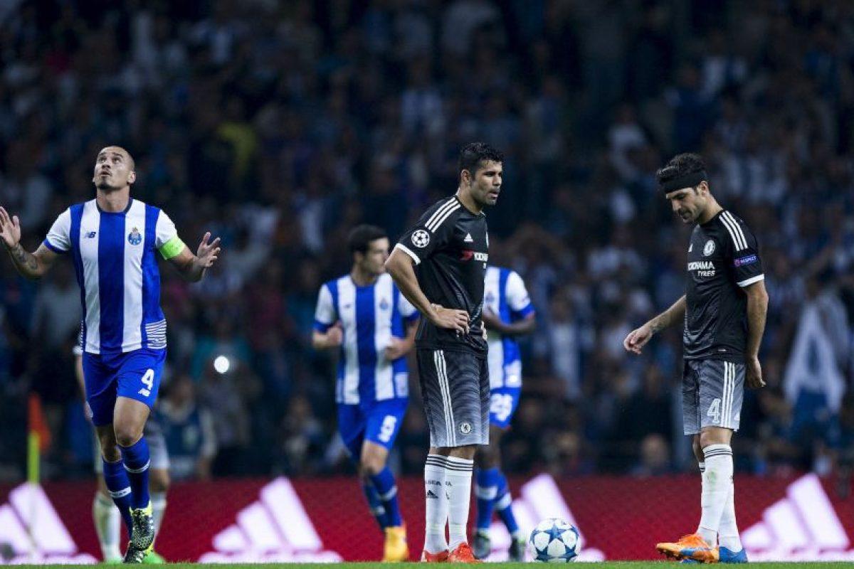 Chelsea es líder del grupo G con 10 puntos (empatado con el Porto), pero si pierde y Dynamo de Kiev vence al Maccabi Tel-Aviv, quedaría fuera de la siguiente fase. Foto:Getty Images. Imagen Por: