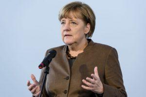 Las fotos que marcaron el 2015 de Angela Merkel Foto:Getty Images. Imagen Por: