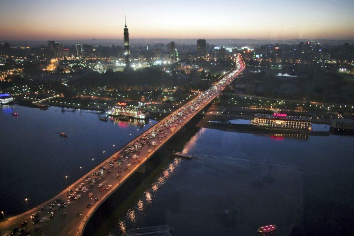 9. El Cairo, Egipto Foto:Getty Images. Imagen Por: