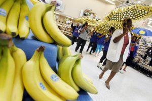 3. Un kilogramo de plátanos (2.20 libras) Foto:Getty Images. Imagen Por: