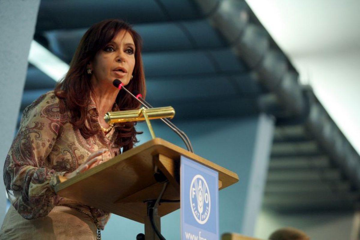 En 2008, en la Cumbre Mundial de los Alimentos en Roma Foto:Getty Images. Imagen Por:
