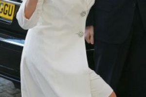2009, en el Palacio de Buckingham en Londres Foto:Getty Images. Imagen Por: