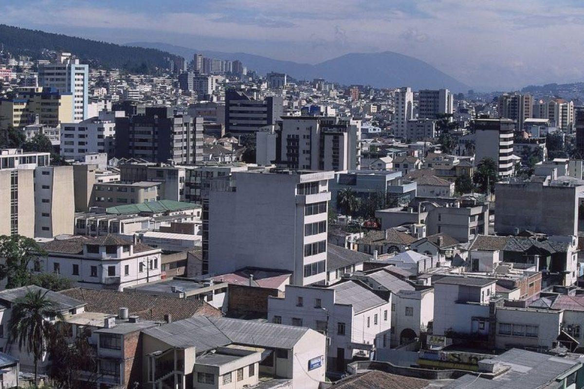 8. Quito, Ecuador- 4.22 dólares Foto:Getty Images. Imagen Por: