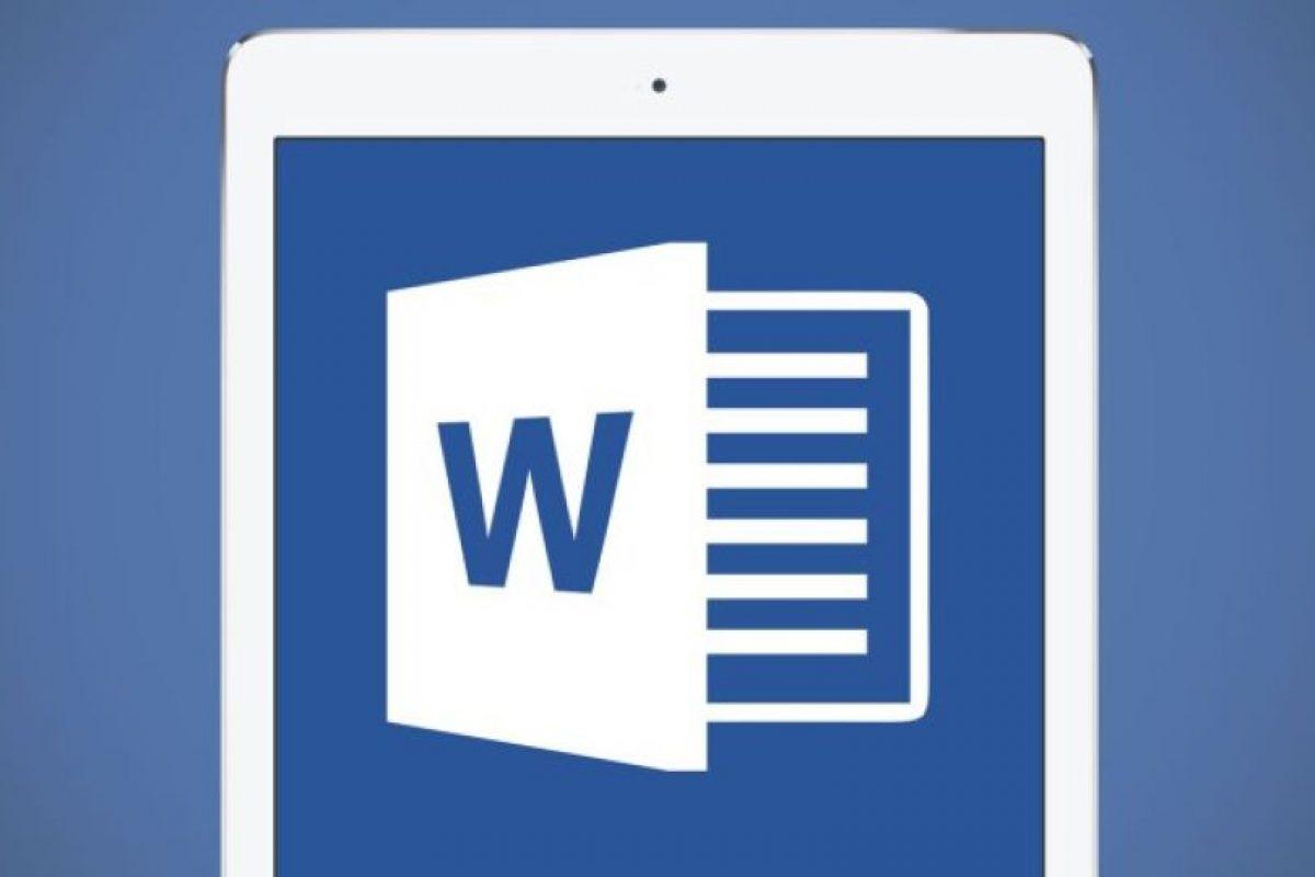 4.- Microsoft Word para Android está diseñado para trabajar sobre la marcha. Word tiene el aspecto, funcionamiento y calidad que ya conoce de Office, con una experiencia táctil intuitiva diseñada para teléfonos y tabletas Android. Tanto si desea crear un bonito documento como si necesita únicamente leerlo y modificarlo rápidamente sobre la marcha, Word proporciona esa gran experiencia de productividad que desea. Trabaje con la confianza de saber que sus documentos tienen mejor aspecto con Office y que no perderá el formato o los datos cuando cambie de dispositivo. Podrá acceder cómodamente a sus documentos en la nube cuando los necesite. Foto:Google Play. Imagen Por: