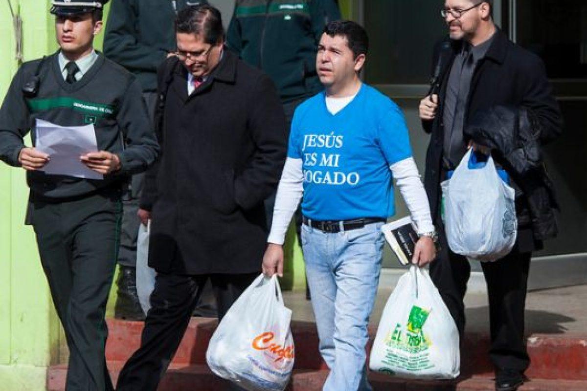 Domingo Javier Cofré Ferrada Foto:Agencia Uno. Imagen Por: