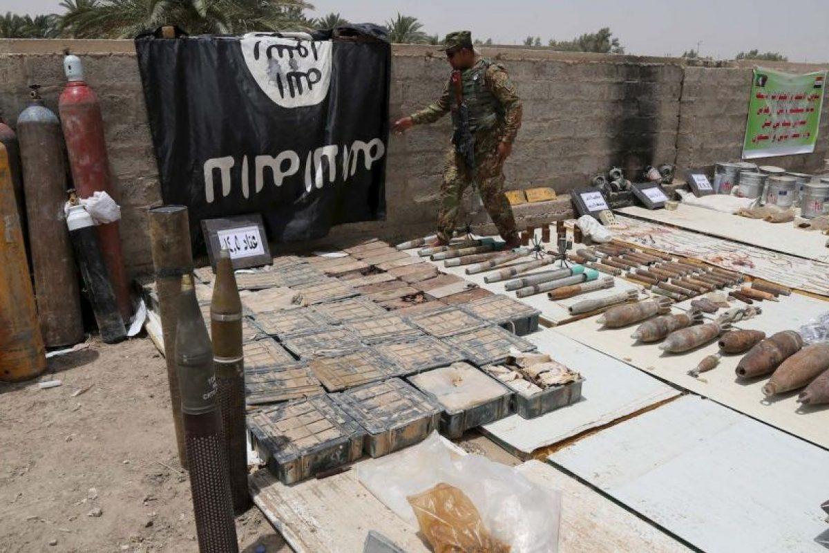 1. Estado Islámico- Dos mil 200 millones de dólares. Foto:AP. Imagen Por: