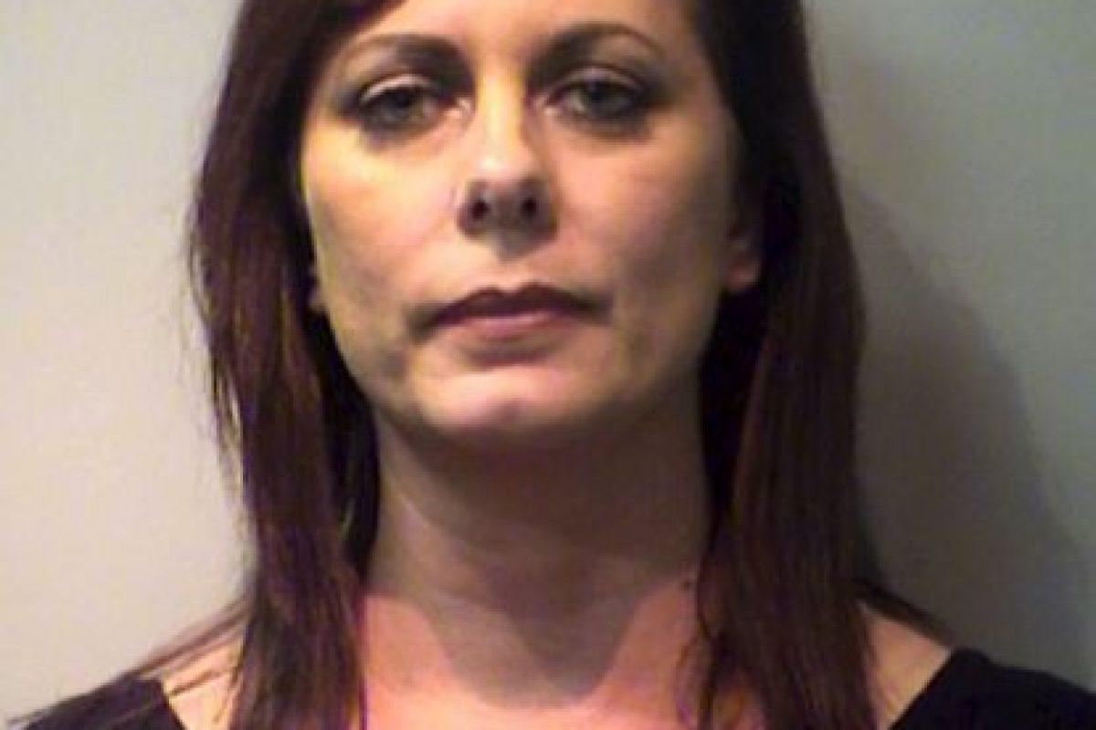 Peggy Phillips tenía 35 años cuando supuestamente cometió el crimen Foto:Pasadena Police Department. Imagen Por: