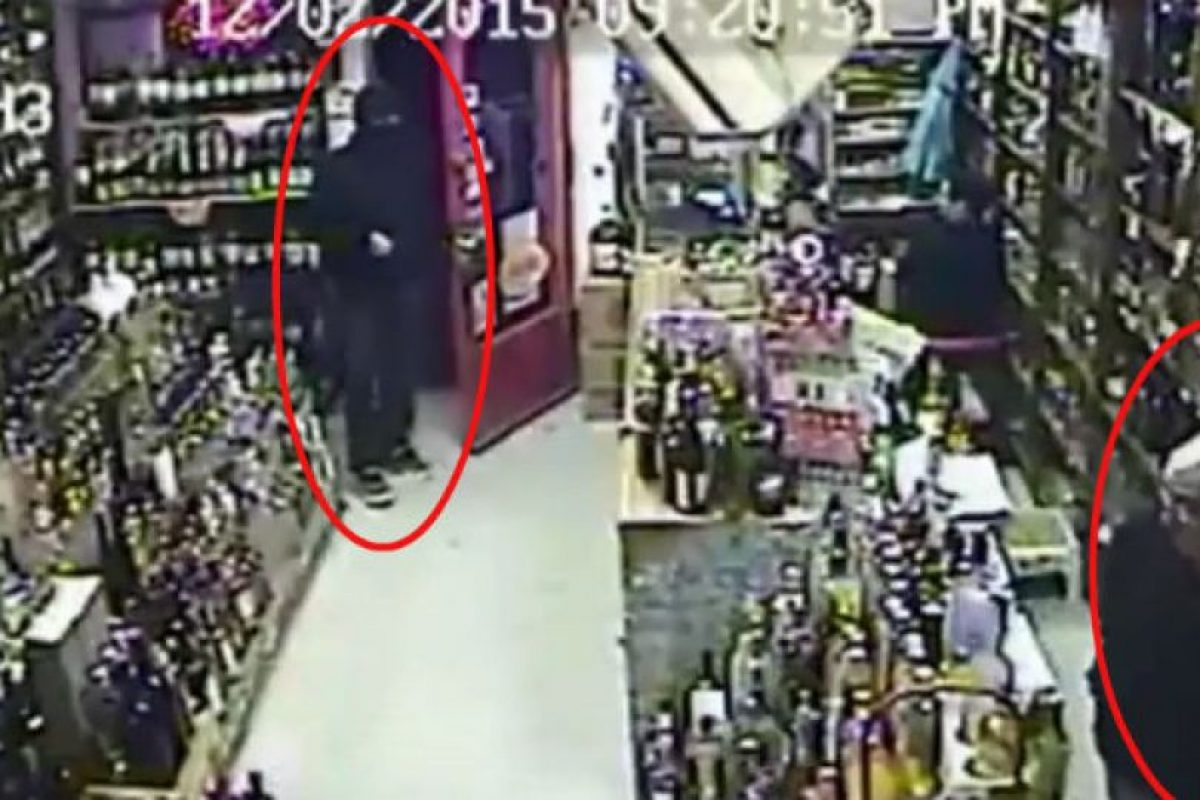 En las próximas imágenes: Ladrones en situaciones muy peculiares Foto:Liveleaks. Imagen Por: