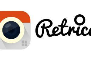 7.- Retrica es una app para tomar y compartir fotos con cerca de infinitas combinaciones de filtros, diseños, ediciones y opciones de compartir tanto públicas como privadas. Tú puedes tomar el mismo momento de un millón de formas y compartirlas con el mundo, esa persona especial o con quién tú quieras. Foto:Google Play. Imagen Por: