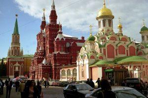2. Rusia Foto:Vía Flickr. Imagen Por: