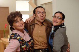 Se ha criticado que todos los personajes sean una burda imitación. Foto:vía Televisa. Imagen Por: