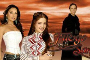 Nadie se creía a Adela Noriega en ese papel, aún virgen, ya siendo una mujer madura. Foto:vía Televisa. Imagen Por: