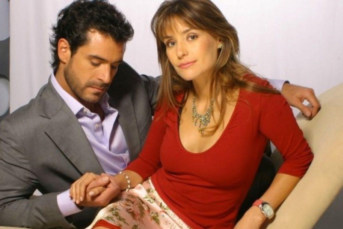 """""""Pura Sangre"""" (2008) tuvo su remake con """"Mañana es para siempre"""", ese mismo año. Foto:vía RCN Televisión. Imagen Por:"""