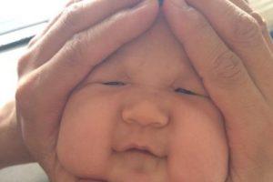 Sus caritas maleables hacen que estos bebés sean el blanco de sus padres. Foto:Vía Instagram/#riceball. Imagen Por: