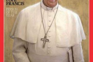 2013- Papa Francisco Foto:Vía Time. Imagen Por: