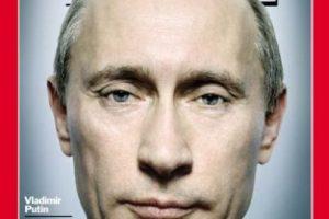 2007- Vladimir Putin, presidente de Rusia Foto:Vía Time. Imagen Por: