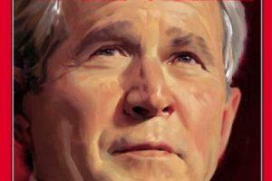 2004- George W. Bush Foto:Vía Time. Imagen Por: