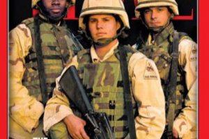 2003- Soldados estadounidenses Foto:Vía Time. Imagen Por: