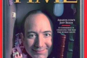 1999- Jeff Bezos Foto:Vía Time. Imagen Por: