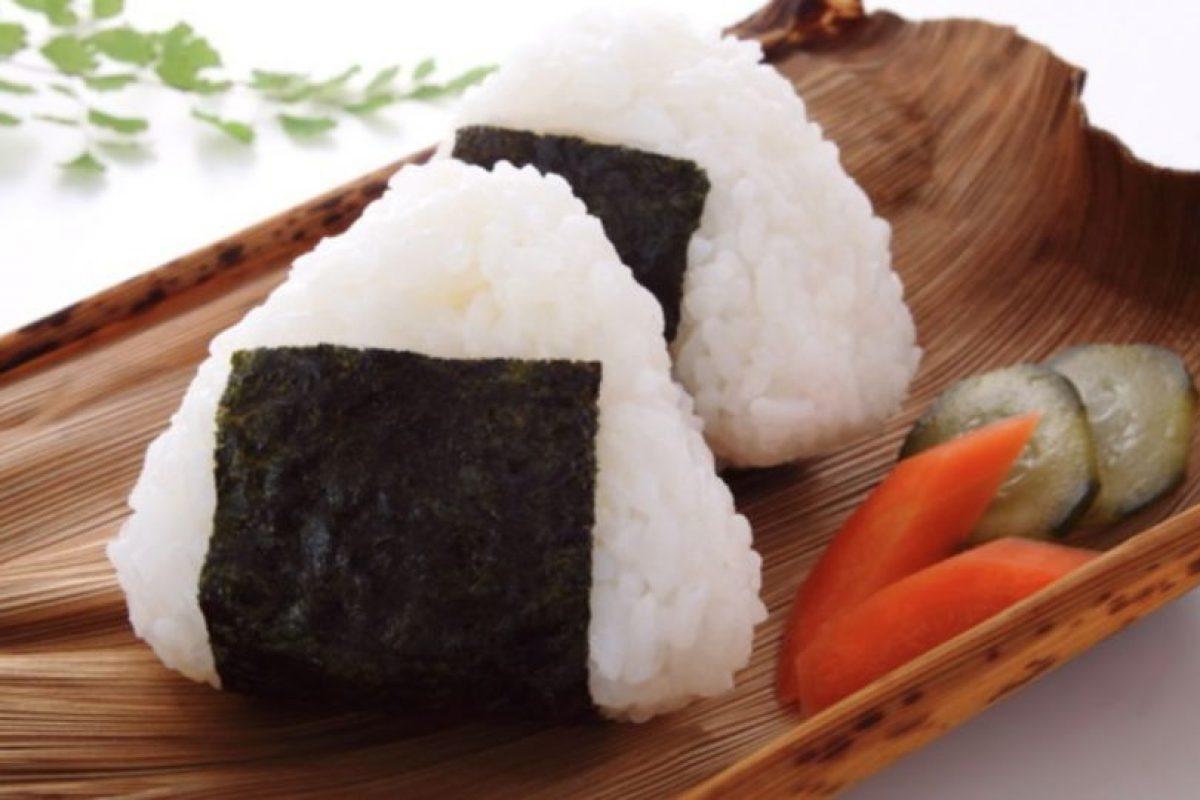 Un verdadero rice ball. Foto:Vía Instagram/#riceball. Imagen Por: