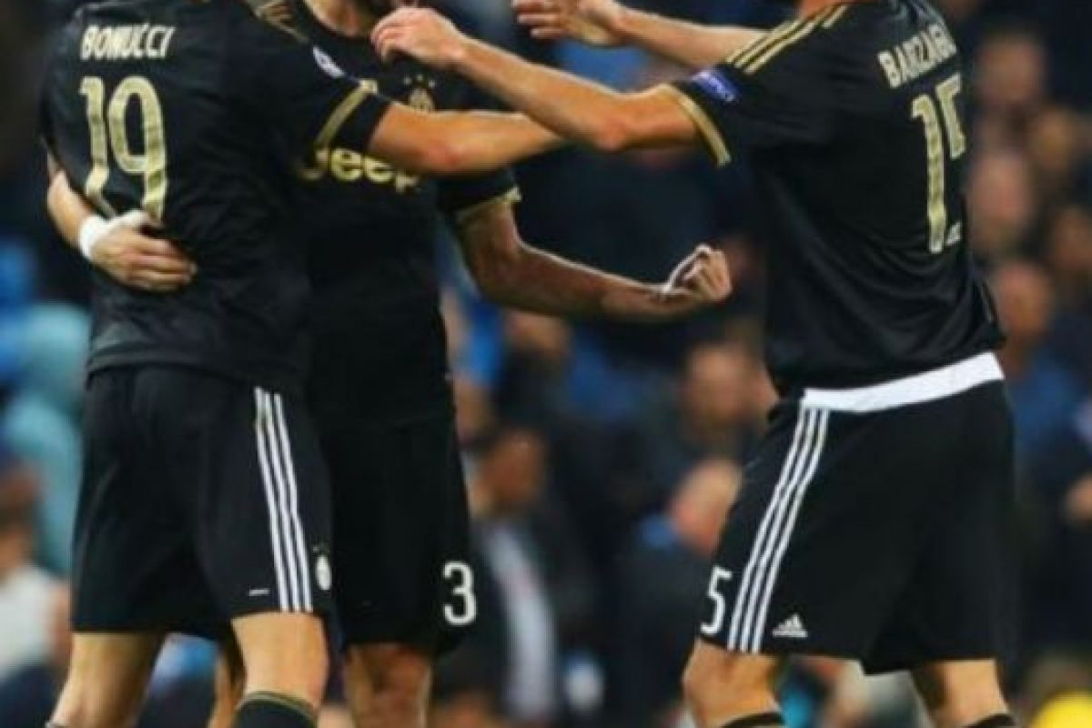 8. Juventus Foto:Getty Images. Imagen Por:
