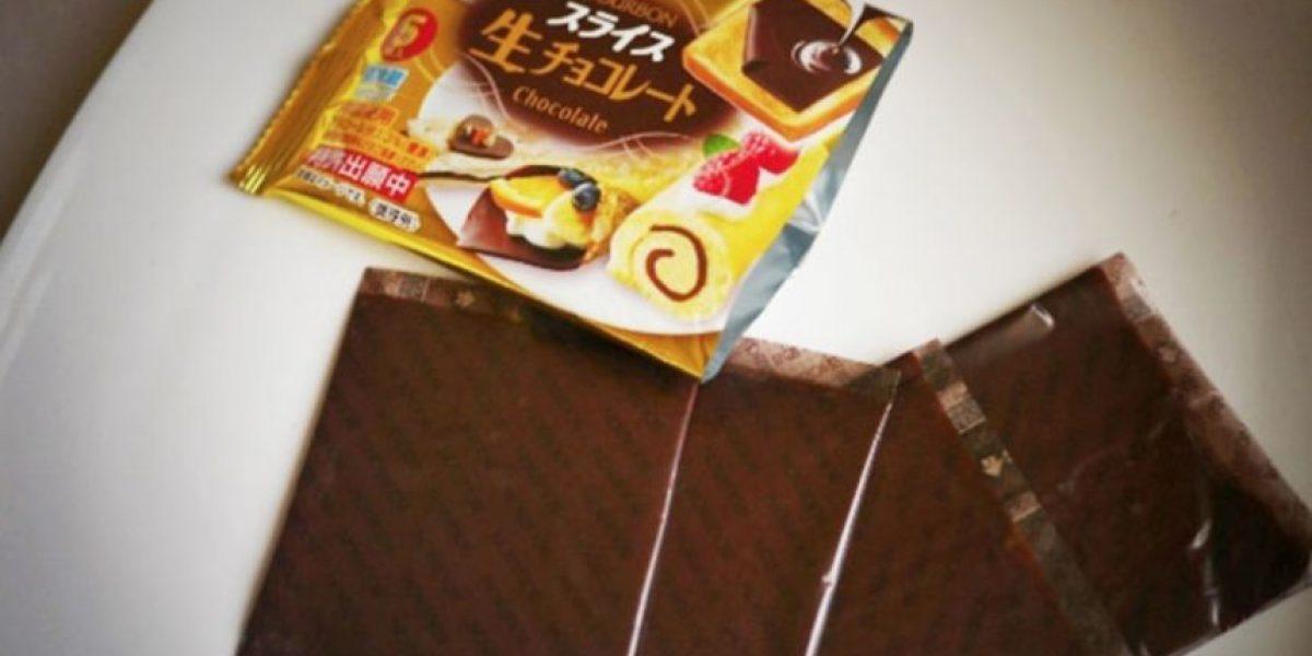 Estas rebanadas de chocolate están enloqueciendo a Internet