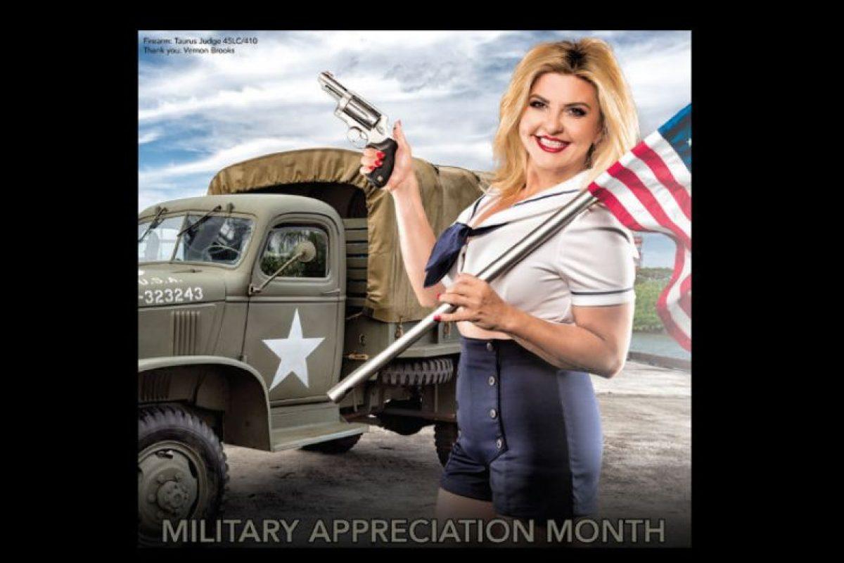 Es congresista por el estado de Nevada. Foto:Vía Twitter.com/VoteFiore. Imagen Por: