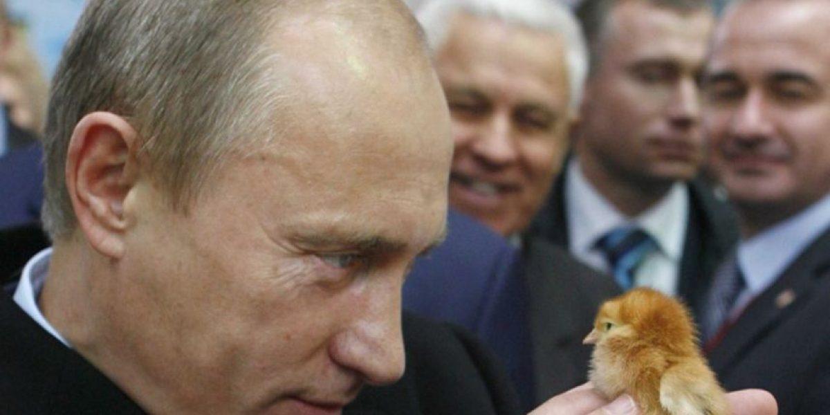 El hombre más poderoso del mundo se toma esta foto e Internet se ríe de él