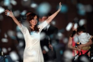 A la ceremonia no asistió Cristina Fernández de Kirchner Foto:AFP. Imagen Por: