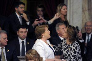 Se llevó a cabo la ceremonia de asunción presidencial de Mauricio Macri Foto:AFP. Imagen Por: