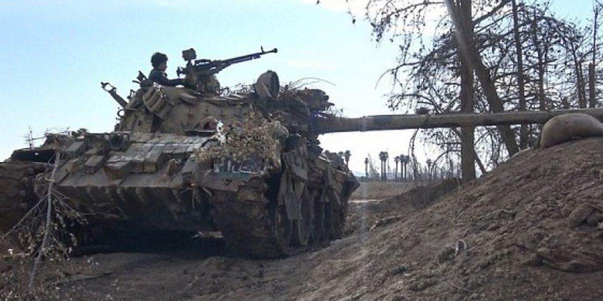Así es el nuevo armamento de guerra que presume Estado Islámico