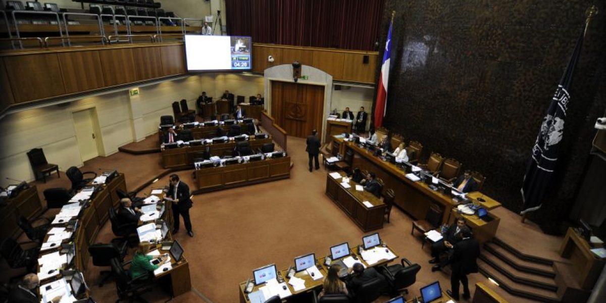 Senado aprobó legislar sobre proyecto que castiga con cárcel la colusión