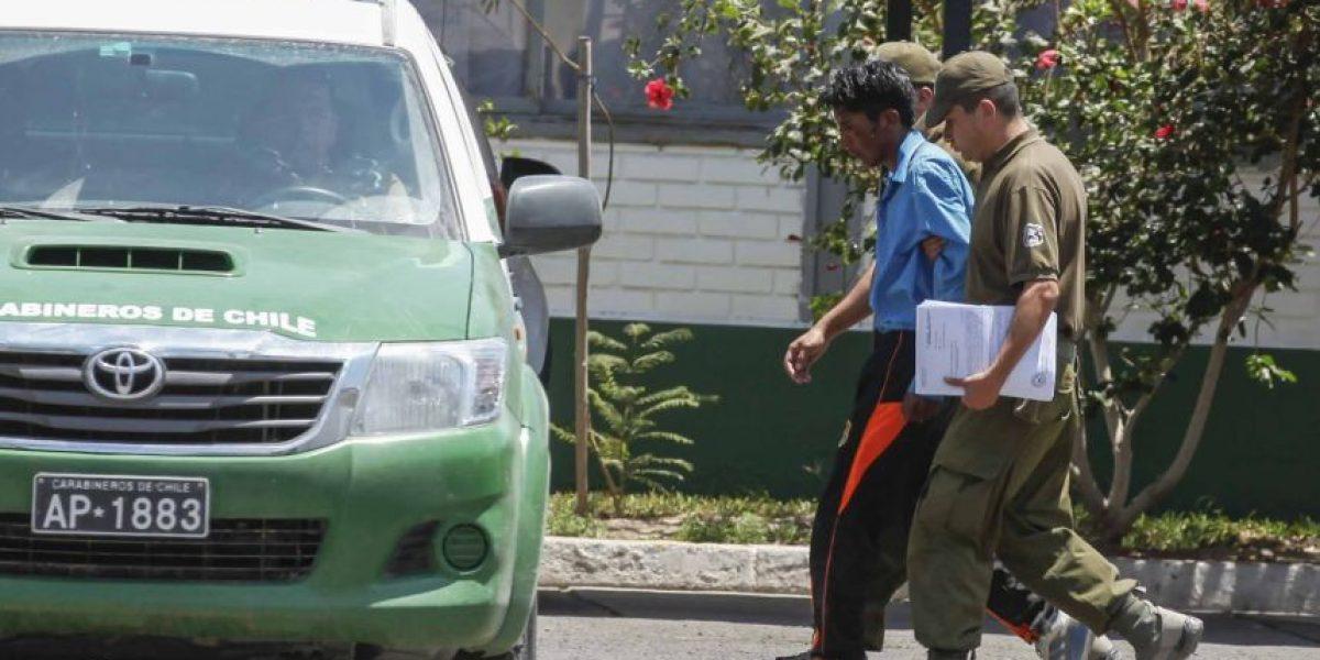 Perician armas de sospechoso de asesinar a dos carabineros en Tacora