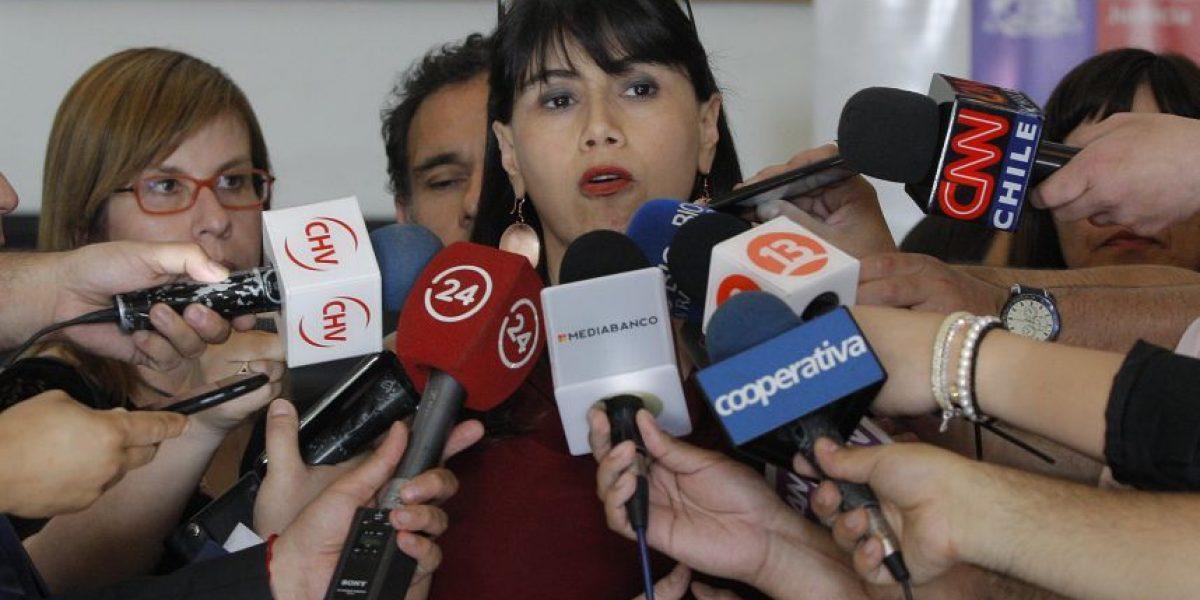 Ministra Blanco anunció que clubes de fútbol también serán fiscalizados a fondo