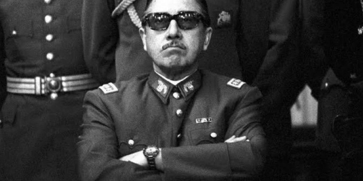 Nieto de Pinochet reconoce