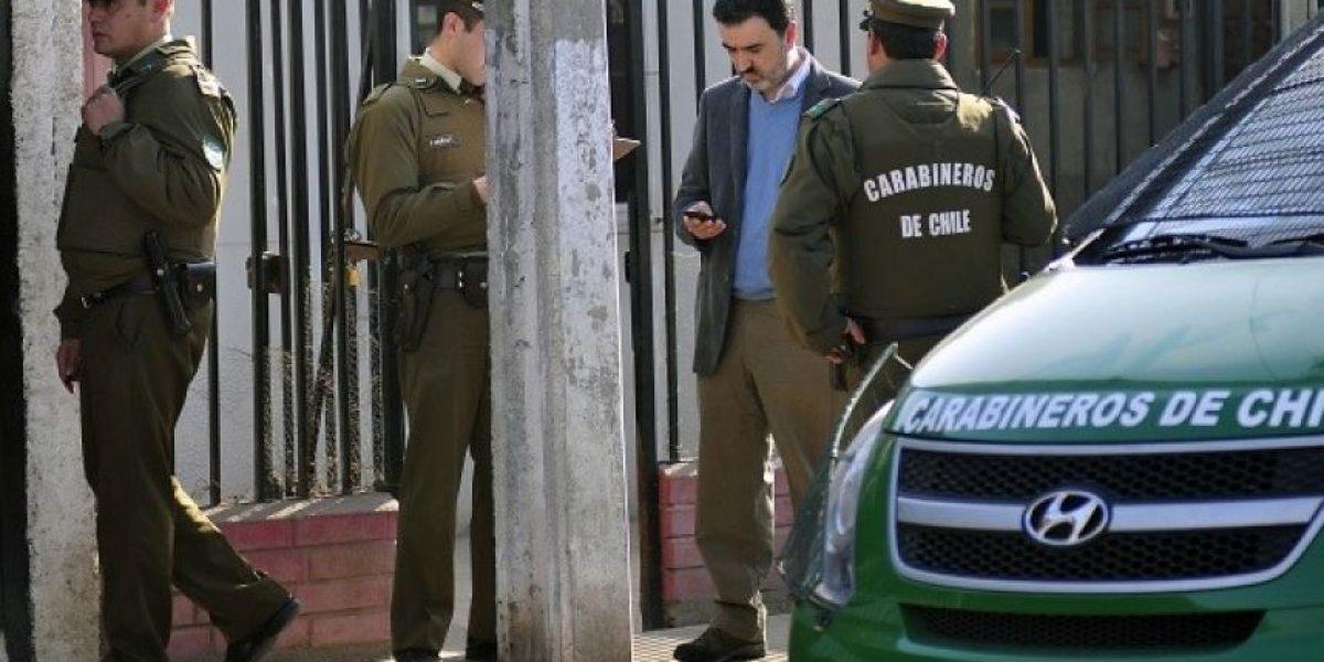 Molina: carabinero se dispara en el estómago tras discutir con su novia