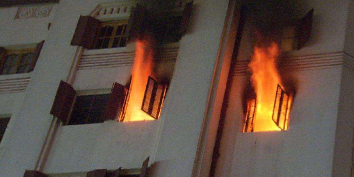 Lanzan campaña para que habitantes de edificios aprendan a actuar frente a emergencias