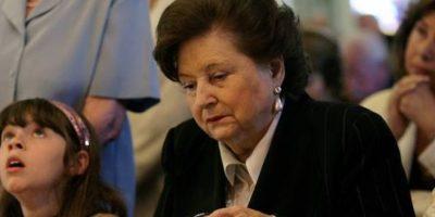 Gobierno busca recuperar propiedades de fundación de Lucía Hiriart