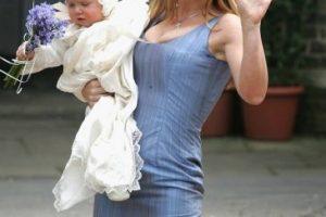 En 2006 dio a luz a su hija Bluebell Madonna, pero no reveló el nombre del padre. Foto:Getty Images. Imagen Por: