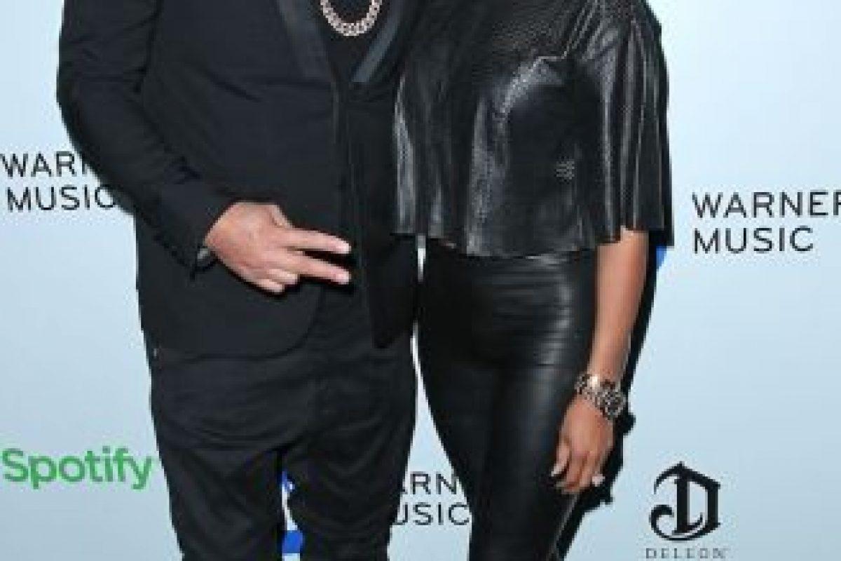 Actualmente está casada con el productor Stephen Belafonte y juntos tienen una hija llamada Madison. Foto:Getty Images. Imagen Por: