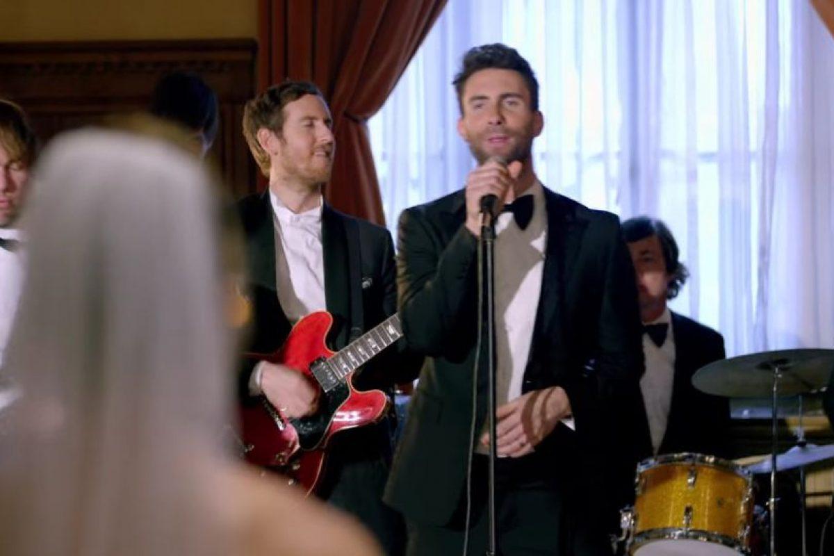2- Maroon 5 – Sugar. Foto:vía YouTube. Imagen Por: