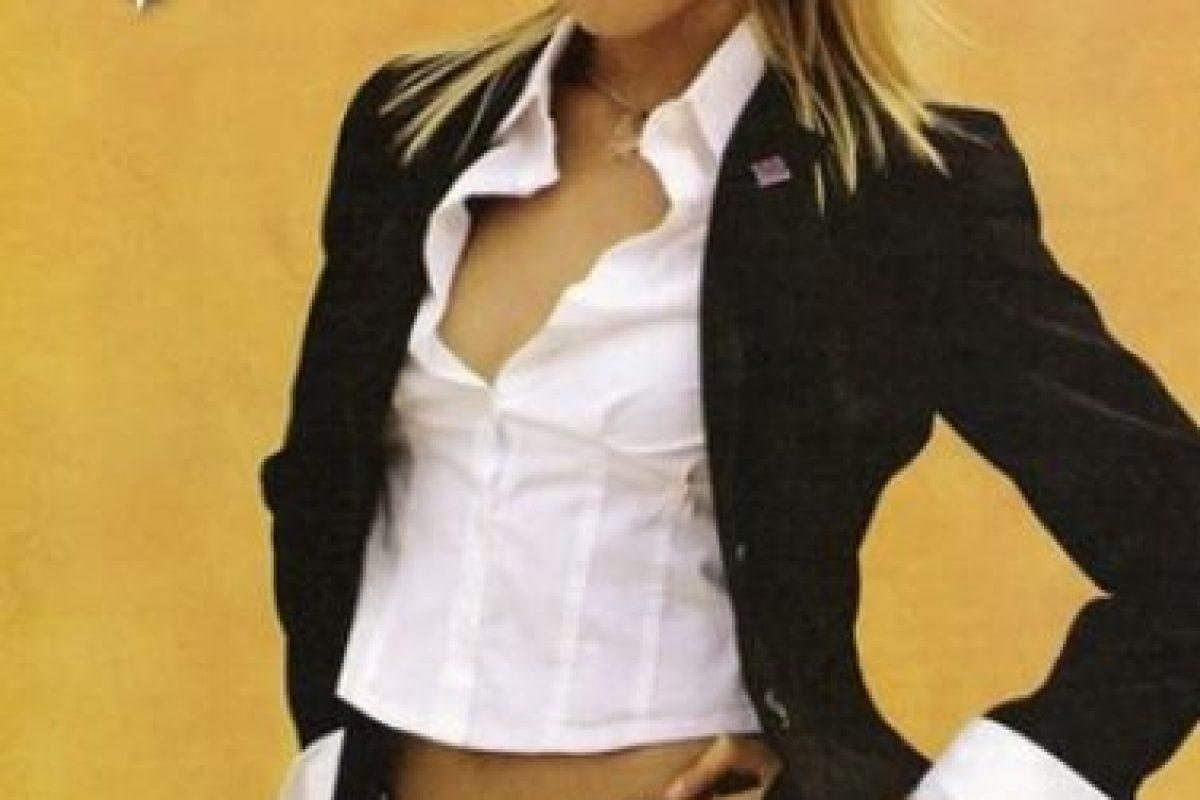 """2006 Foto:Revista """"Rebelde"""". Imagen Por:"""