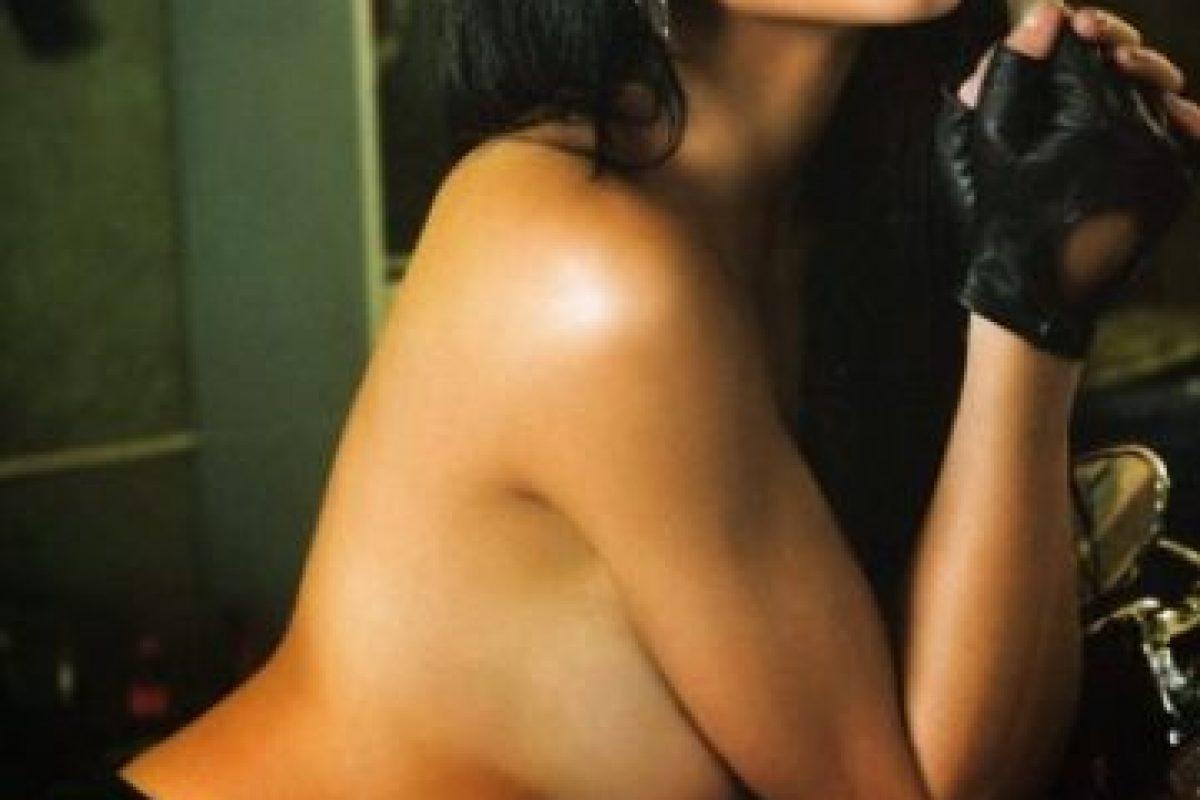 """De esta forma, la joven de 27 años ha posado sin ropa para revista como """"Maxim"""" y la revista para caballeros """"H"""" Foto:Revista """"Maxim"""". Imagen Por:"""