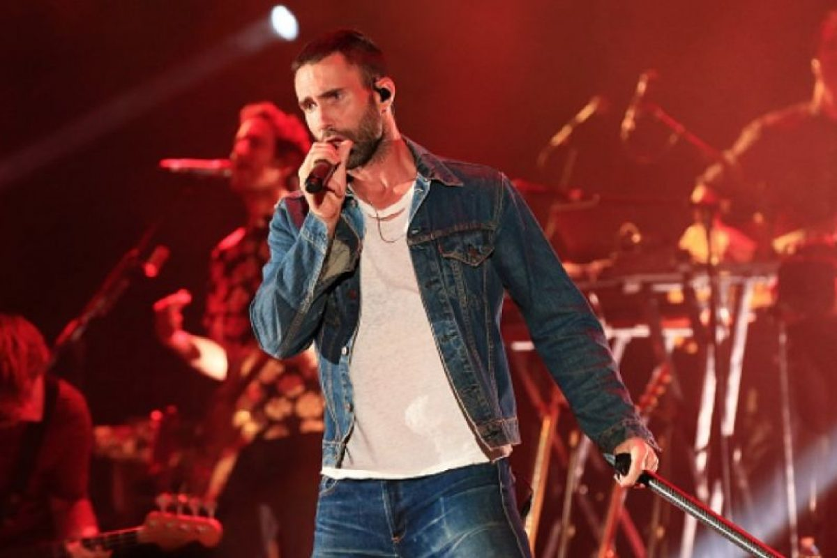 Maroon 5 Foto:Getty Images. Imagen Por: