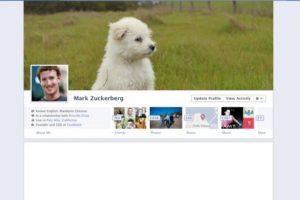 2011. El creador de Facebook se da cuenta que a los usuarios les encantan las imágenes y aparecen en diferentes formas. Foto:vía Facebook.com. Imagen Por: