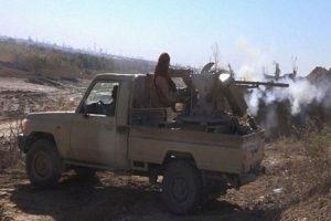 """""""Con este arsenal, el Estado Islámico ha cometido abusos graves"""", señala la organización internacional Foto:Twitter.com – Archivo. Imagen Por:"""