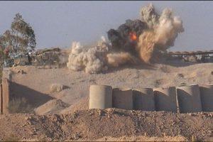 También del M16, del ejército de Estados Unidos Foto:Twitter.com – Archivo. Imagen Por: