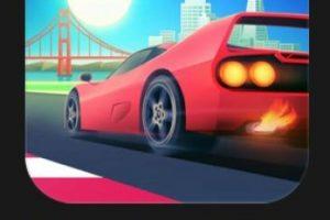 """6- """"Horizon Chase – World Tour"""". Cuesta tres dólares. Es un juego de carreras inspirado en los mayores éxitos de los 80's y 90's. Foto:vía Apple. Imagen Por:"""